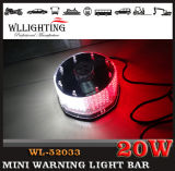 Fire Trucksのための赤いWhite Strobe Mini Lightbars