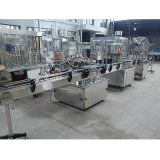 12 años de la fábrica de máquina de rellenar de la bebida automática del jugo