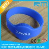 Wristband/bracelete do silicone de RFID para Wristbands do Mf das atividades dos eventos