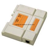 Multi uso do verificador do cabo de LAN da rede para o USB de UTP STP RJ45