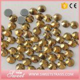 Дешевые горячие продавая кристаллы гематита золота в навальной упаковке