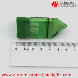 Eraserの子供Use Plastic Separable Single Hole Sharpener