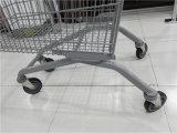Europäische Supermarkt-Einkaufen-Handlaufkatze
