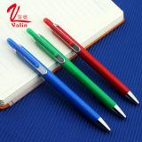 販売法のカスタマイズされたロゴのプラスチックペンの文房具の学校供給の球ペン