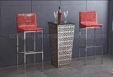 Moderner heißer verkaufenEdelstahl-Stab-Stuhl für Hotel-Möbel