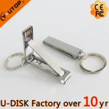 Firma-Scissors fördernder Geschenk-Nagel USB-Schlüssel (YT-3283L)