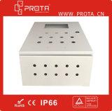 Caixa elétrica da placa de painel do controle