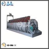 [فغ] [سري] معدنيّة خام يعالج معدّ آليّ برغي تعدين مصنّف