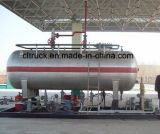 ナイジェリアのための5ton LPG Mounted Station Mobile LPG Gas Filling Station Plant