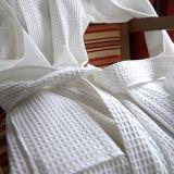 Abito del tessuto della cialda dell'accumulazione dell'hotel, cotone 100% (DPH7425)