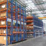 Estante resistente de la plataforma del almacenaje aprobado del metal del CE