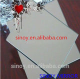 Glas het van uitstekende kwaliteit van het Blad van de Spiegel van het Aluminium