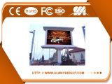 Colore completo esterno che fa pubblicità allo schermo di visualizzazione del LED di alta qualità P8