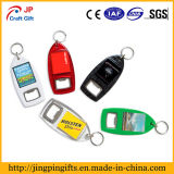 Atacado Custom Aluminum Key Chain Metal Beer Botener Opener