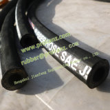 Flexibles High Pressure Polyurethane Air Hose nach den Iran