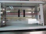 Kj2 2 de Machine van de Grill van Rotisserie van de Kip van het Gas van het Dek