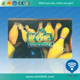 Il PVC di frequenza ultraelevata RFID carda il campione libero