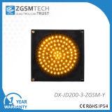 고품질 200mm 8 인치 황색 소통량 LED 빛