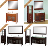 Fed-1079b 60 Inch - высокая ванная комната Vanities Bath Furniture Quality Modern Solid Wood