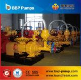 Pompa centrifuga ISO9001 di auto delle acque luride automatiche di innesco