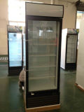 Bebida ereta refrigerador Refrigerated do Showcase