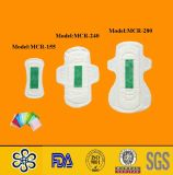Signora Negative Ion Anion Sanitary Napkin con Negative Ion