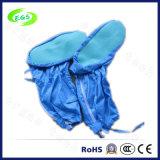 Coperchio antistatico a gettare non tessuto dei pattini di sicurezza di ESD (EGS-001)