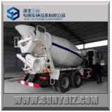 6m3 8m3 Shinotruk HOWO 6X4 Concrete Mixer Truck