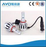 자동 LED 램프 작동 빛 LED 일 빛