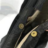 5 мешков Tote карманн шлица Kraft цветов малым помытых размером нутряных (A085-1)