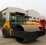 A/C Cabin를 가진 단 하나 Drum Roller 14 Ton Weight