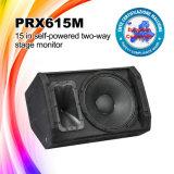 Prx615m aktiver angeschaltener Lautsprecher, Audiomonitor-Lautsprecher