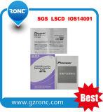 Blau-Strahl CD DVD Fach der Platten-Maschinen-1 mit 5 Tellersegmenten