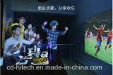 Mini proyector C5 del teatro casero--Proyector analogico de la TV LED