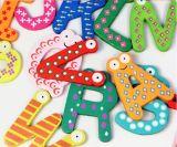 A vária forma/personaliza o brinquedo magnético do refrigerador de borracha bonito