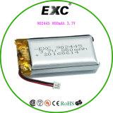 Lithium Polymer 902445 3.7V800mAh Recharge Batteries pour voiture jouet