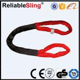 Pesante-dovere ad alta resistenza Eye di Polyester a Eye Round Webbing Lifting Sling/Lifting Belt