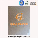 Papier de tuyautage onduleur de Brown de bonne qualité utilisé sur la fabrication de Carboard