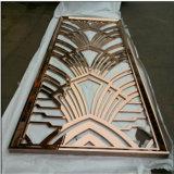 Экран панели вырезывания лазера CNC материала украшения металла для роскошных архитектурноакустических и нутряных проектов