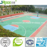 Materiale della pavimentazione del campo da pallacanestro dell'unità di elaborazione della Singolo-Componente
