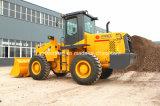 Tractor tipo de cargador, máquinas de movimiento de tierra