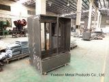 Изготовленный на заказ гальванизированные высоким качеством части стали пробивая