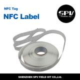 Étiquette imprimable Topaz512 35*35mm de logo d'à haute fréquence de Nfc