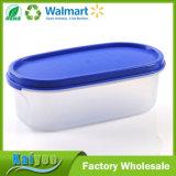 부엌 로고 인쇄를 가진 플라스틱 곡물 음식 저장 그릇