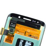 Оптовый экран касания индикации LCD для края Samsung S6 плюс G928