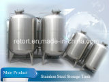 JuiceおよびMilkのための2000L Stainless Steel Storage Tank