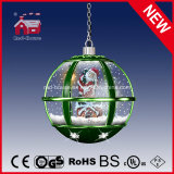 LED Lights를 가진 유일한 Christmas Crafts Hanging Lamp Chandelier