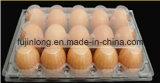Bandeja completamente automática del huevo que hace la máquina