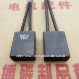 Spazzole di carbone dell'elettrografite D374F per il motore di CC