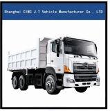 De Vrachtwagen van de Kipper van Hino 6X4